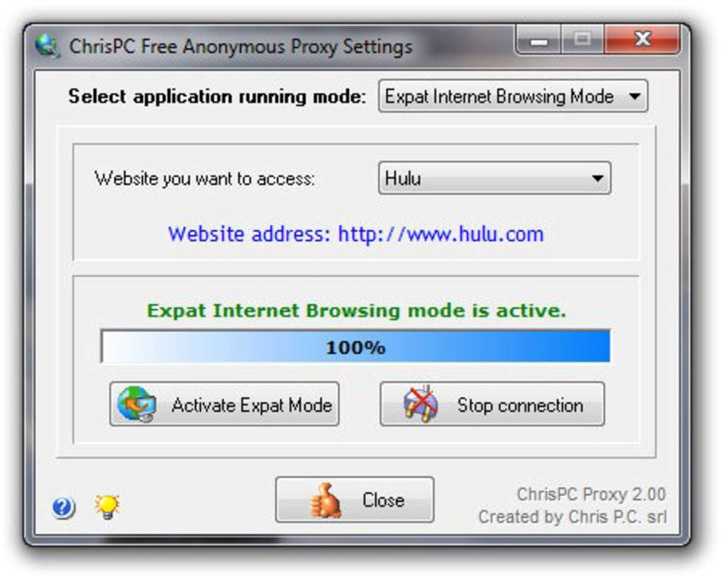 ANONYMOUS 3.50 CHRISPC FREE TÉLÉCHARGER PROXY