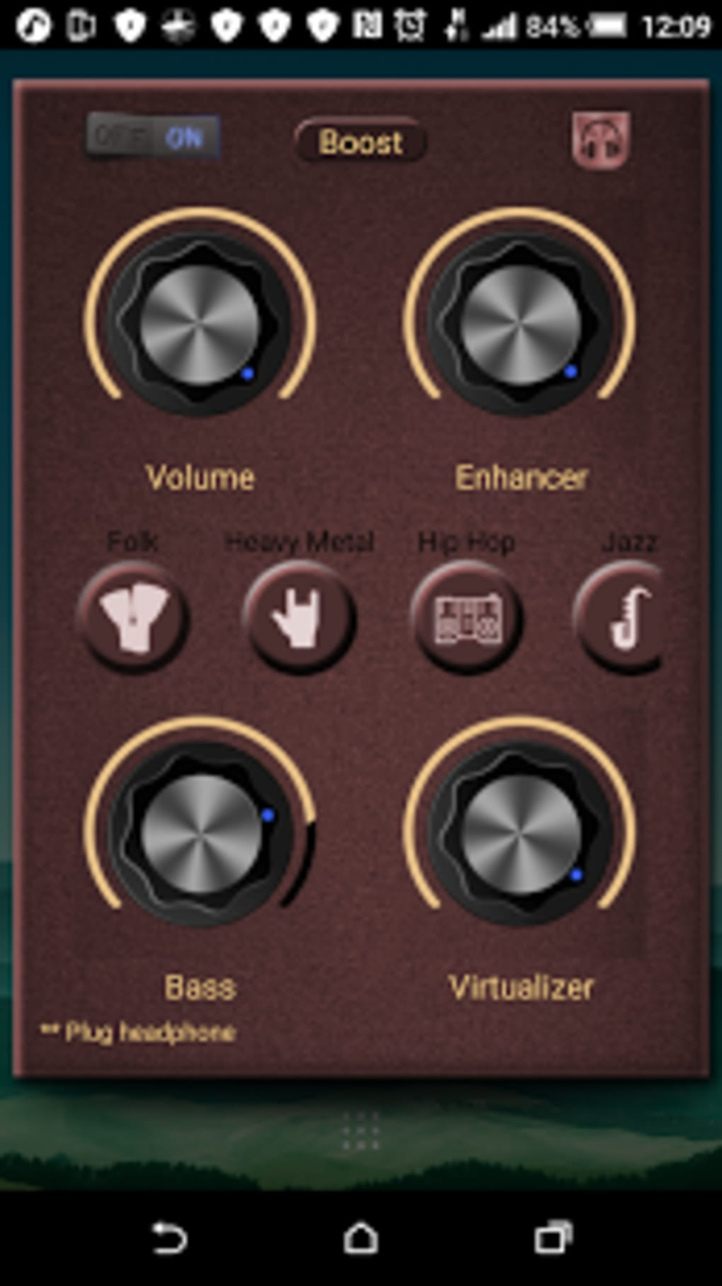 volume booster  Bass booster  increase volume