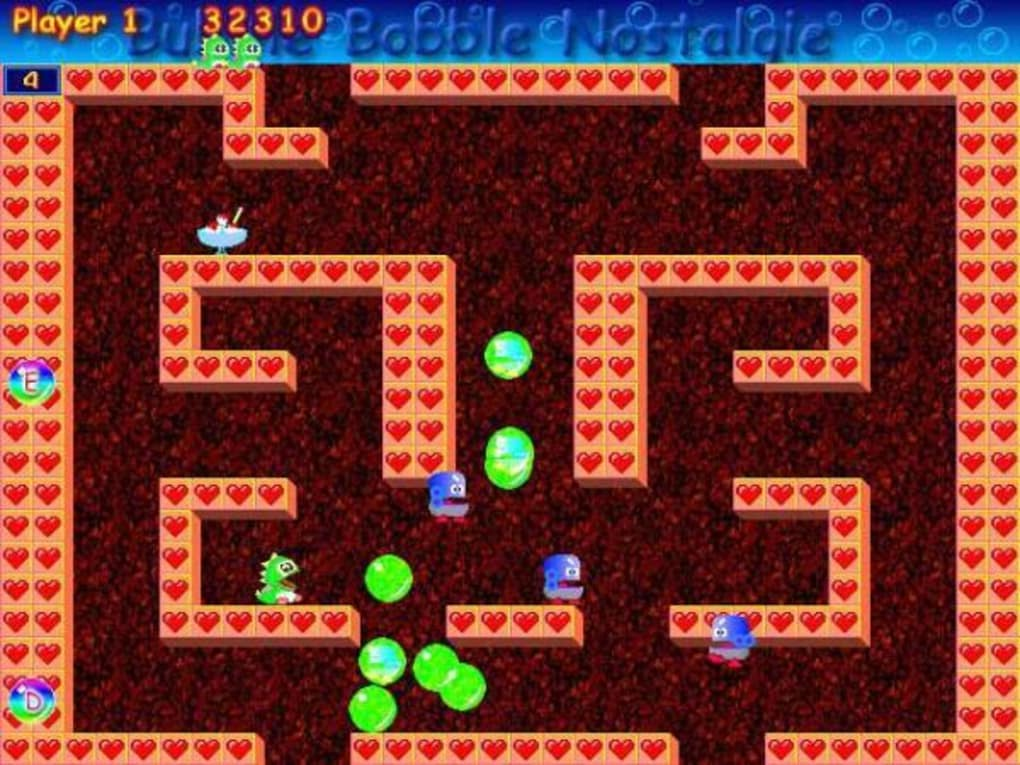 giochi gratis per pc bubble bobble