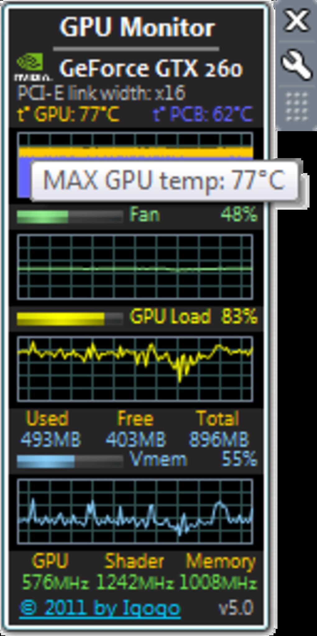 GPU Monitor - Download