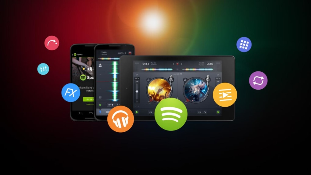 Djay 2 pour android t l charger - Table de mixage virtuel gratuit en francais ...