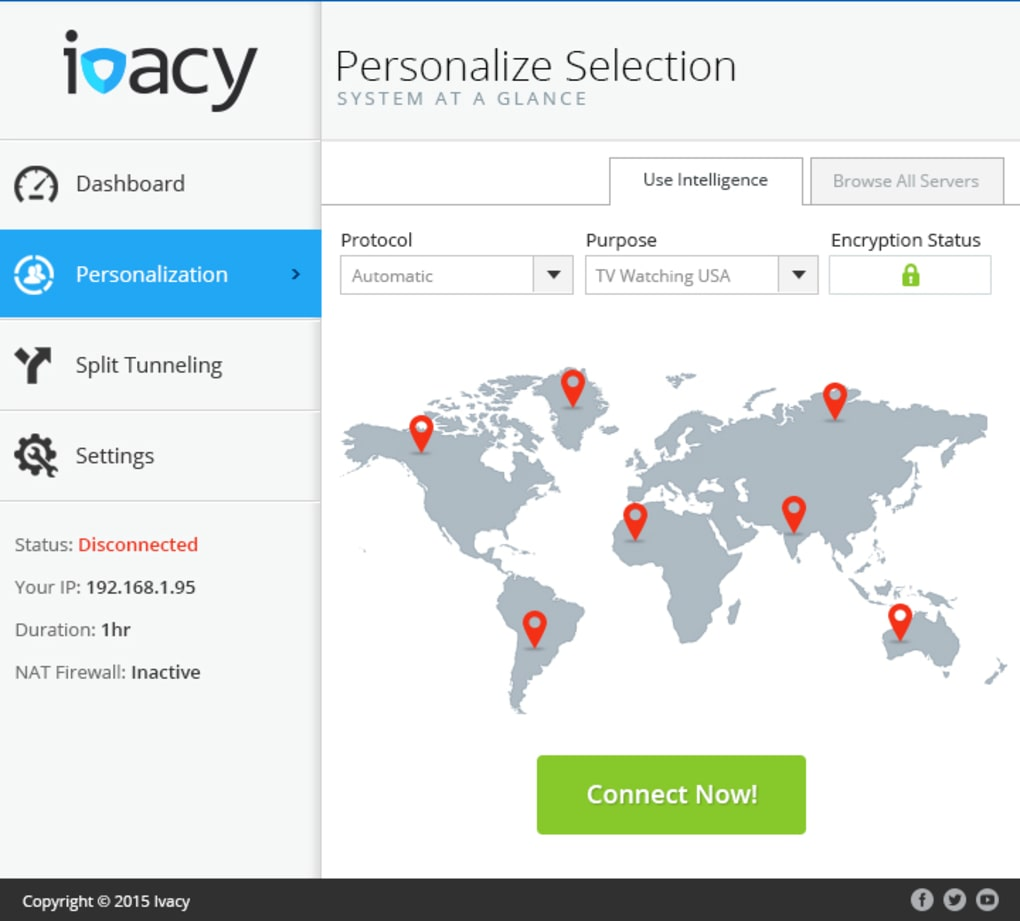 Ivacy VPN - Download
