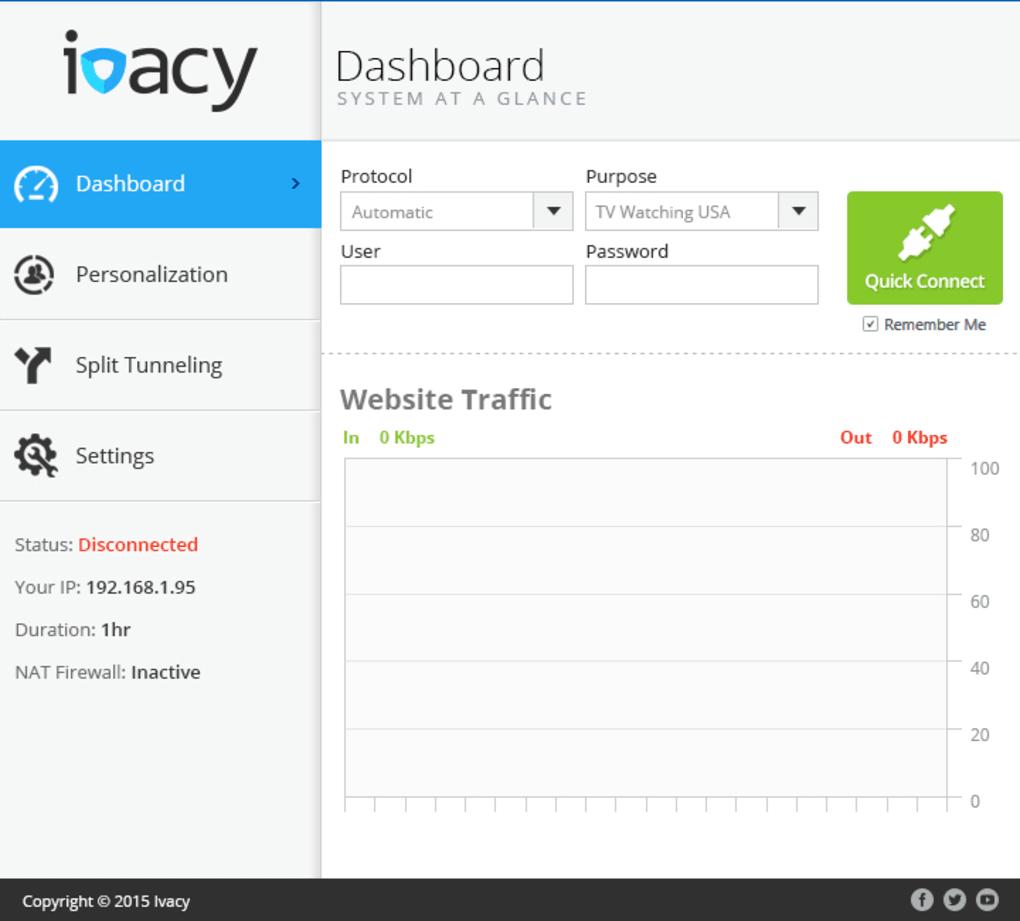 Ivacy VPN - Download