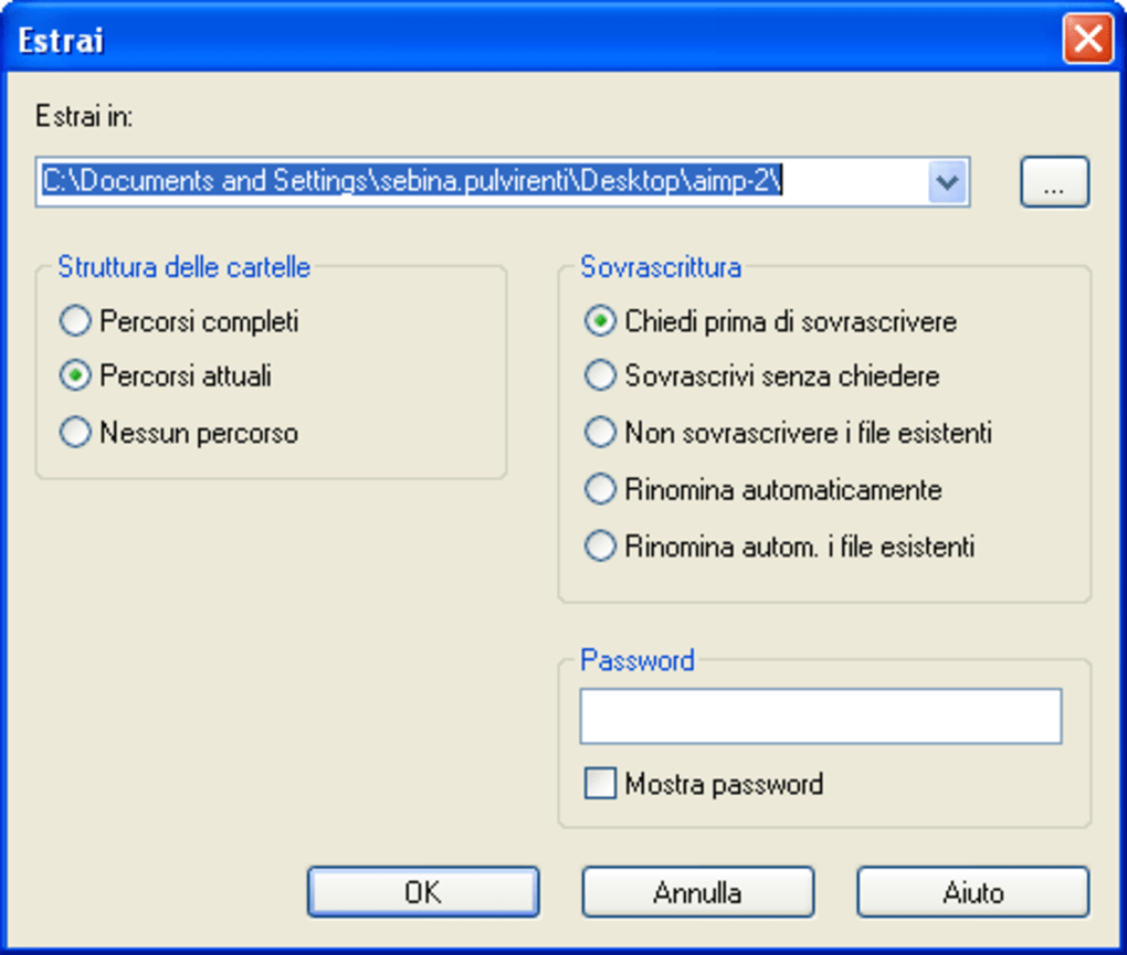 7zip gratis italiano
