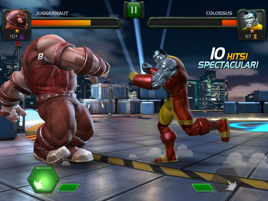marvel contest of champions download pc