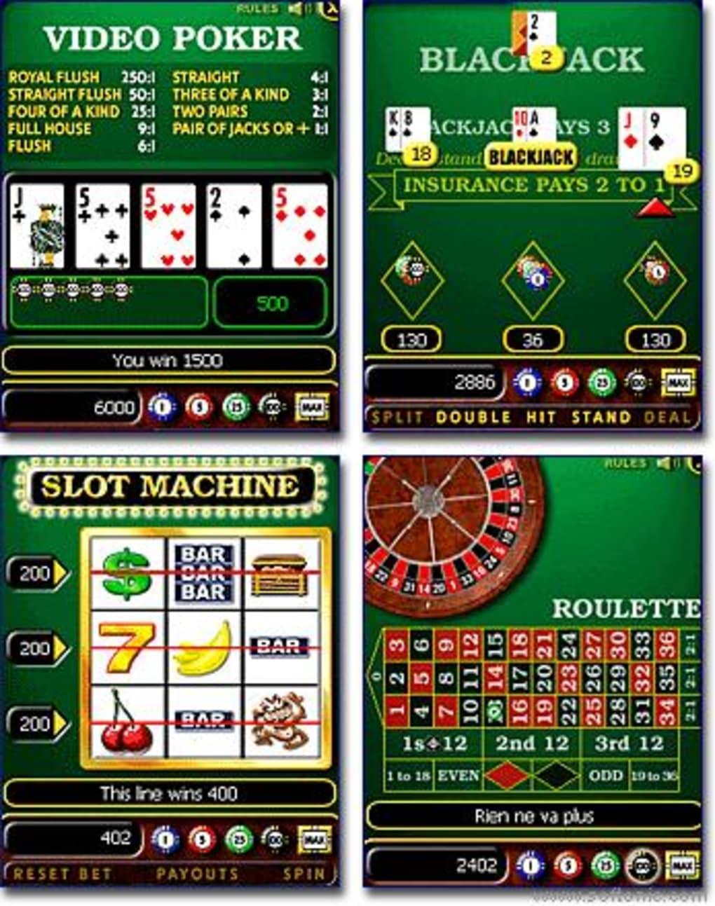 descargar juegos de casino para windows 8