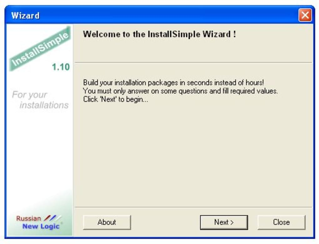 Install Simple - Download