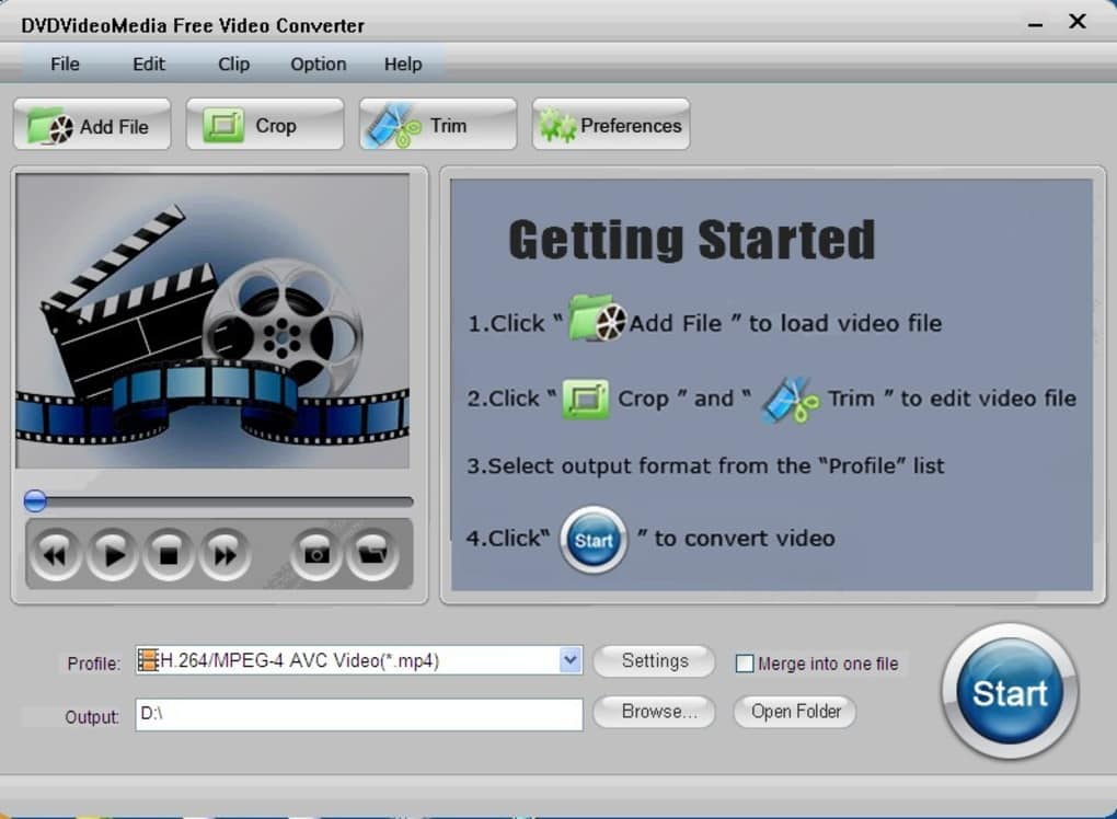 free media converter and downloader