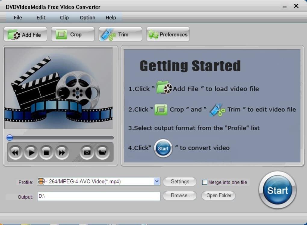 free media converter and downloader