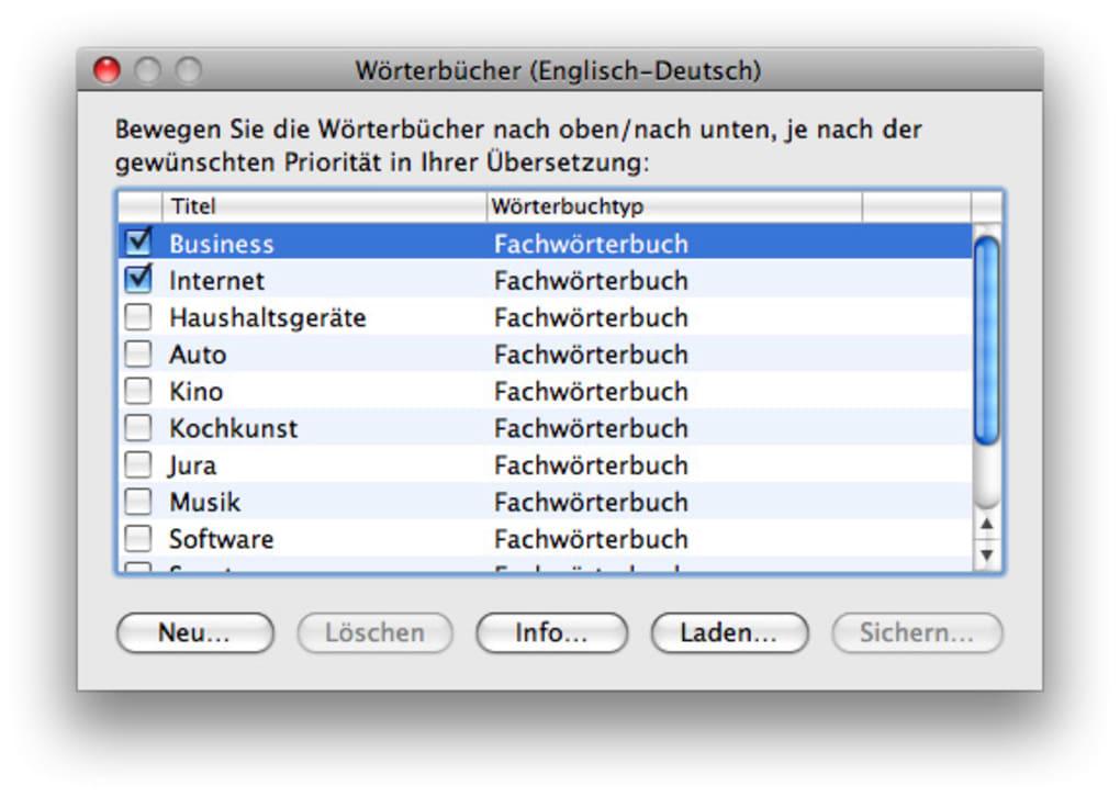 Deutsch Engleisch