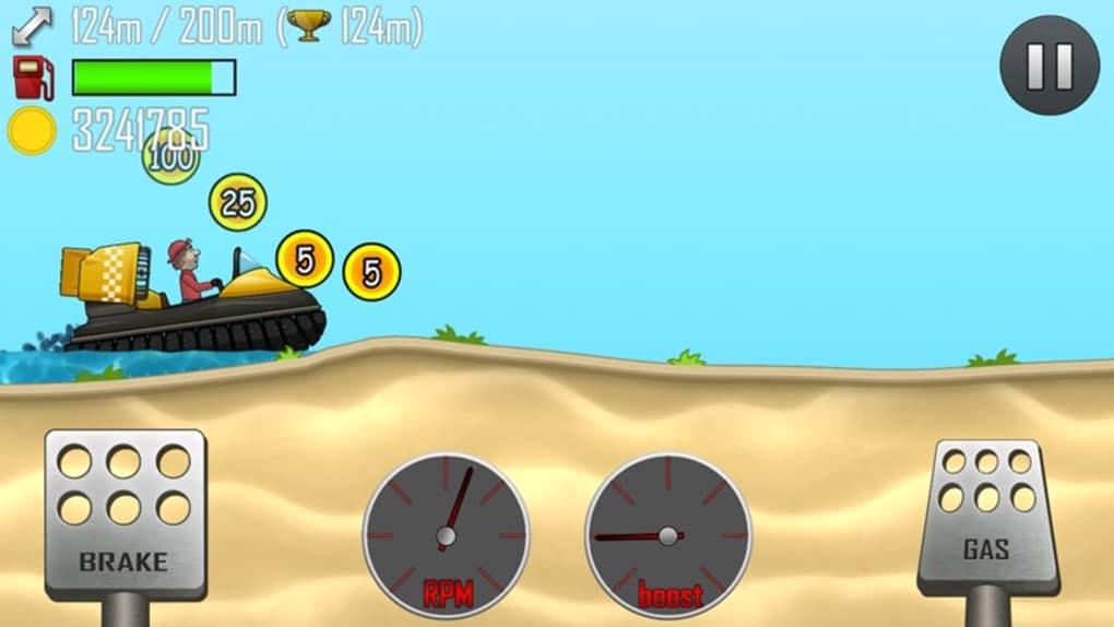 Car Hill Climb Games Download