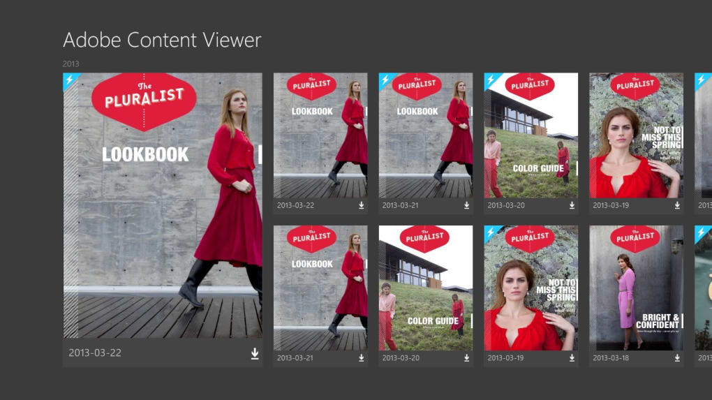 Adobe Content Viewer - Download