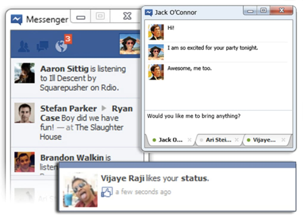 Facebook Messenger for Windows 7 (Windows) - Download