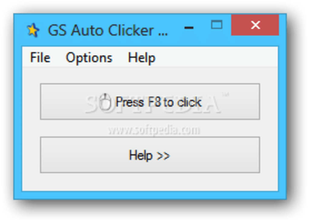 GS Auto Clicker - Download