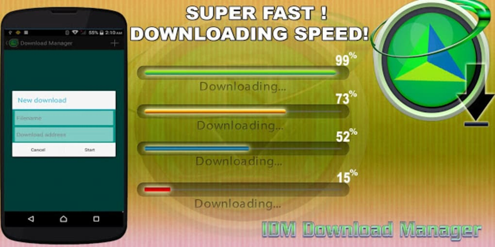 IDM Video Download Manager for Android - Download