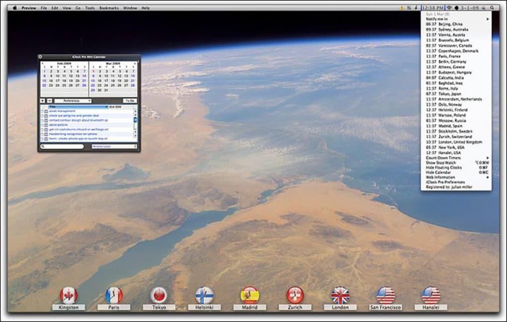 iClock für Mac - Download