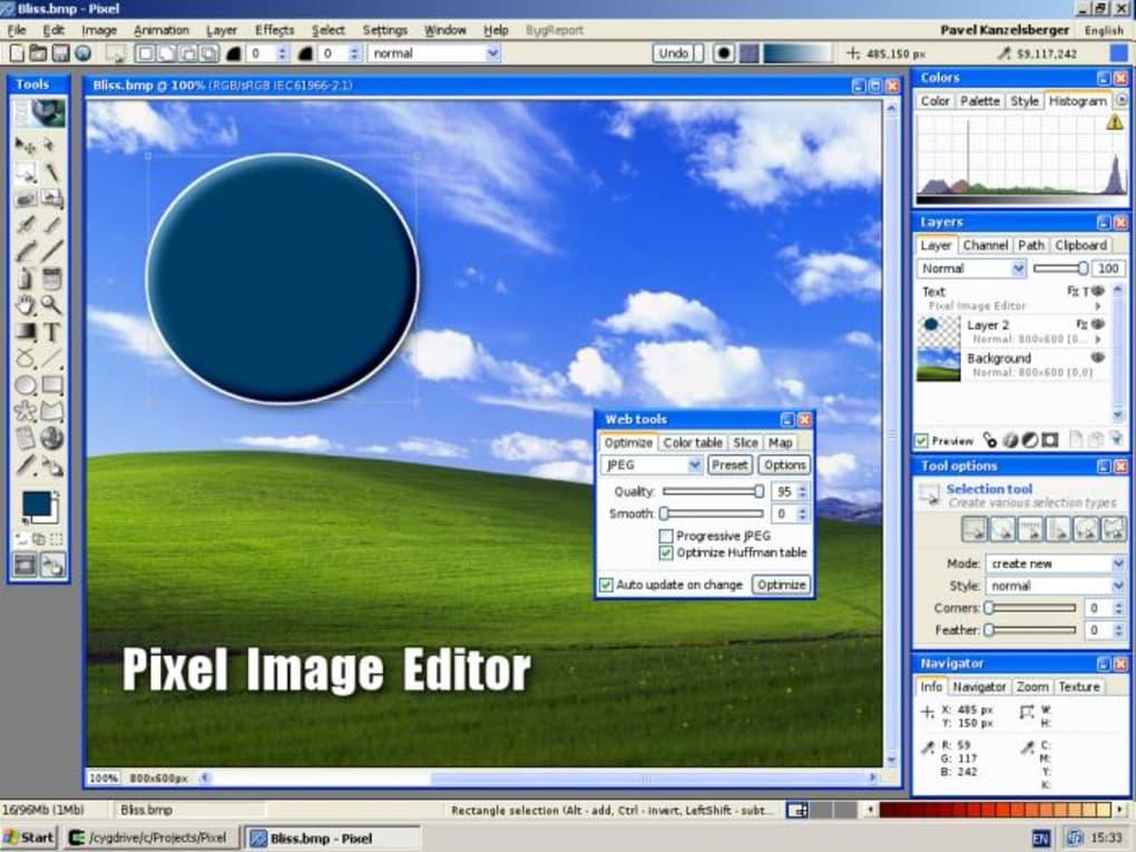 Pixel Image Editor - Download