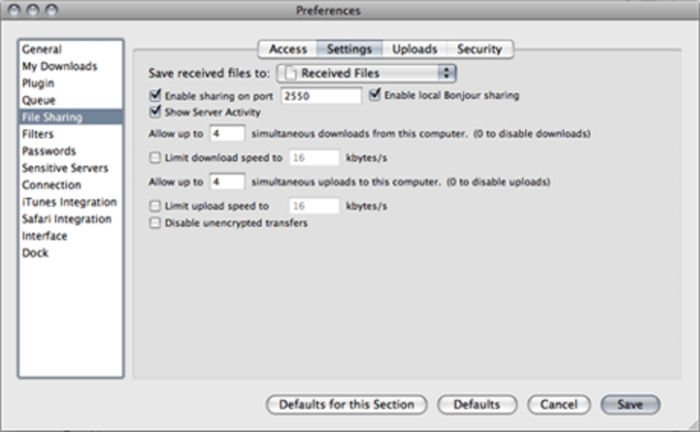 Speed Download for Mac - Download