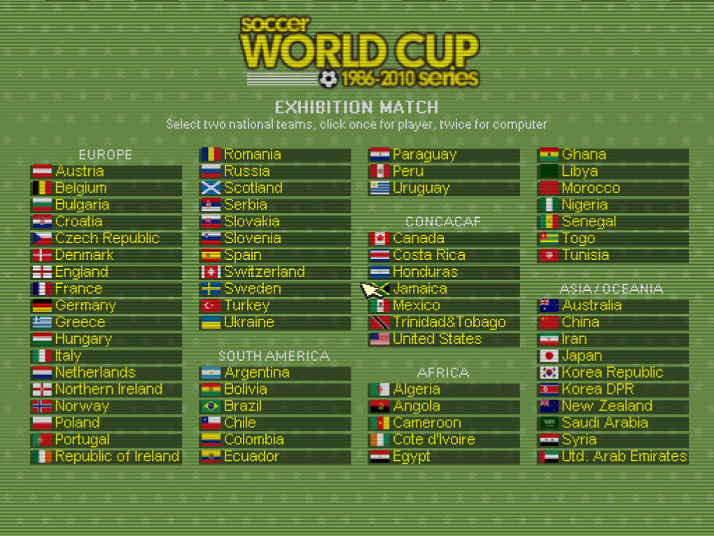 Soccer World Cup - Download