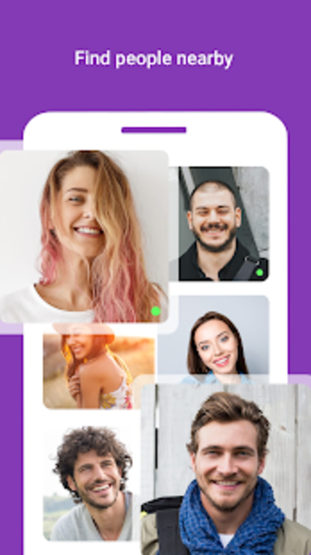 Social Networking-Dating-Apps für Android