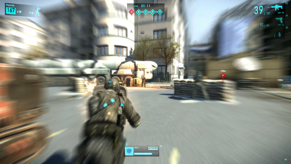 free to play tom clancy ghost recon phantoms