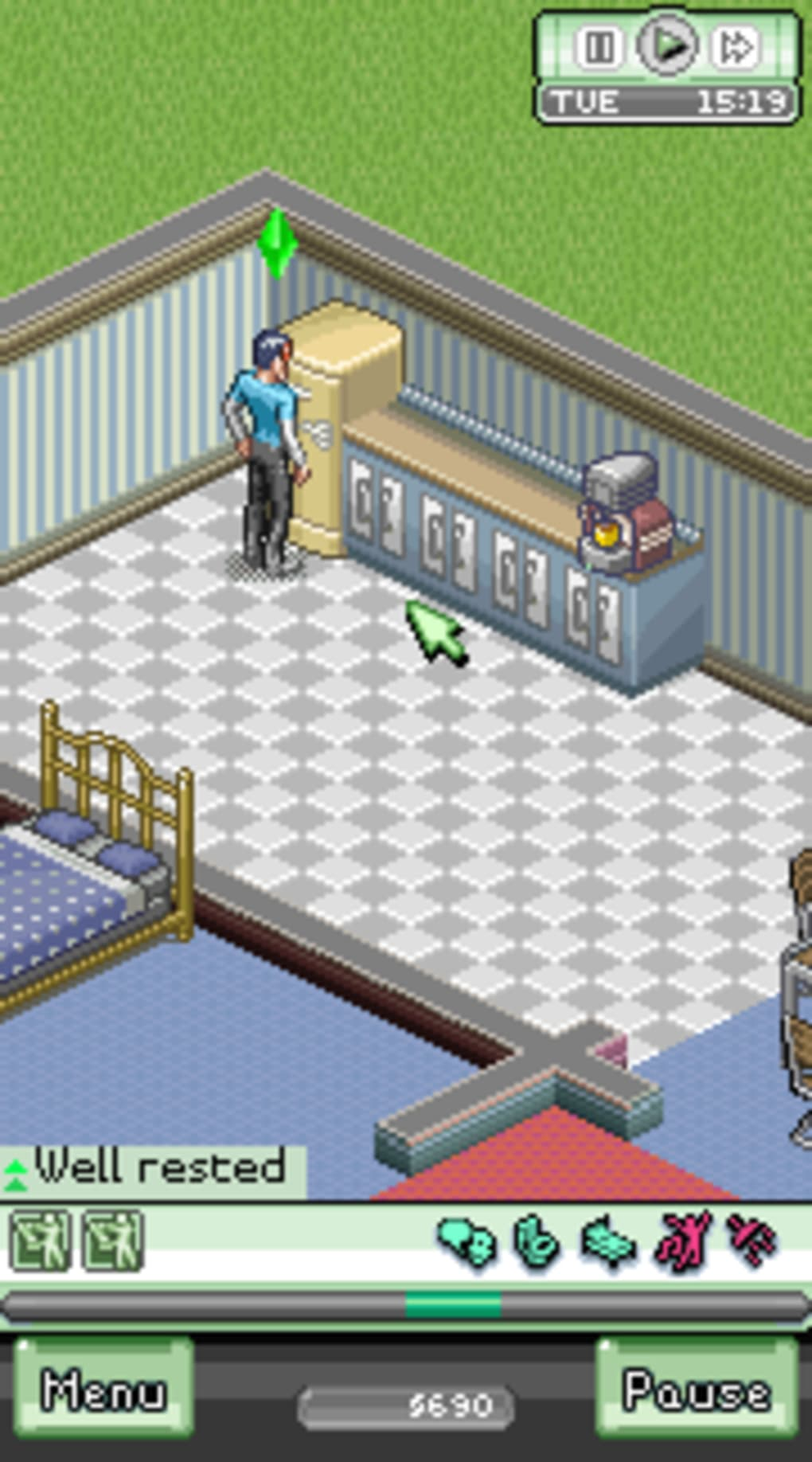 the sims 3 world adventures para java download