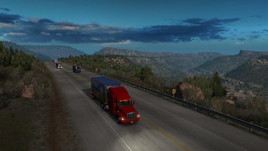 american truck simulator free download full version utorrent