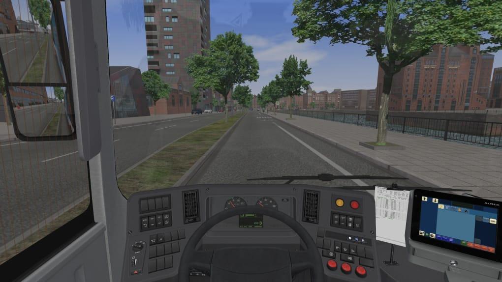 OMSI 2 Add-On HafenCity - Hamburg modern - Download
