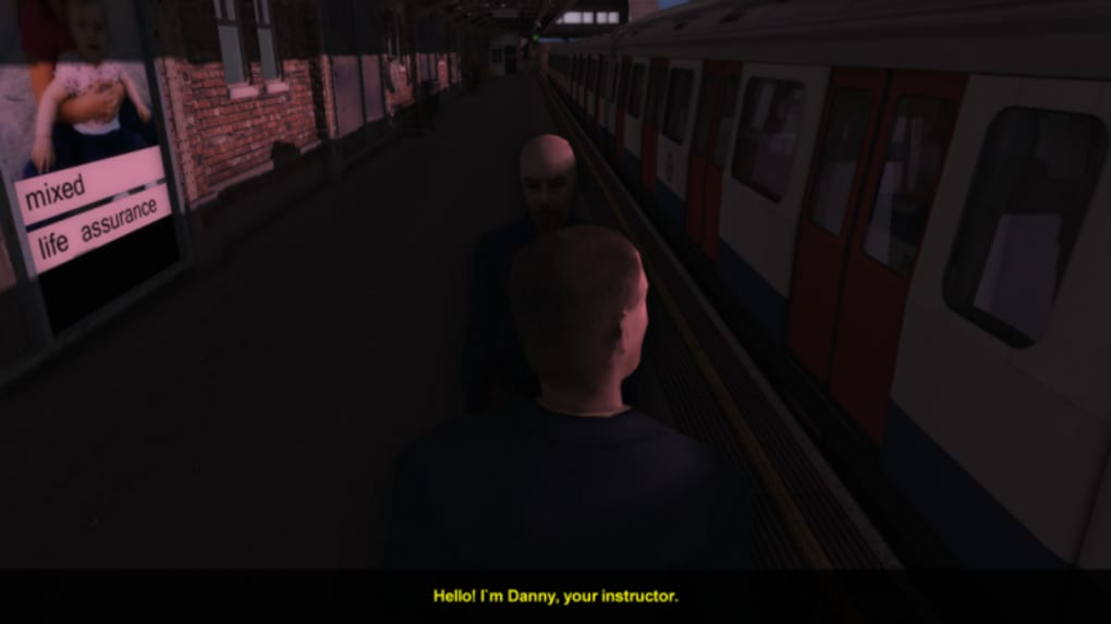 London Underground Simulator - Download