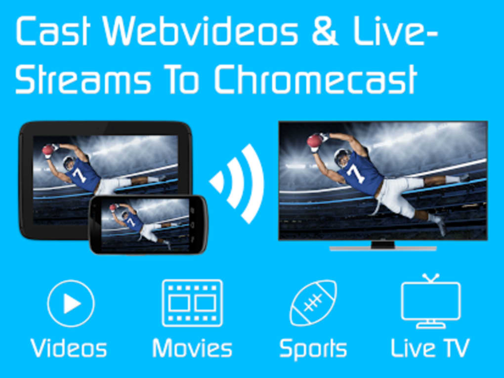 Video & TV Cast | Chromecast for iPhone - Download