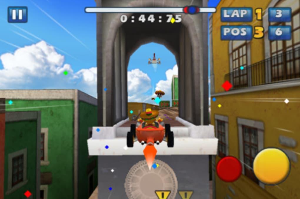 Sonic Sega All Stars Racing Para Iphone Descargar