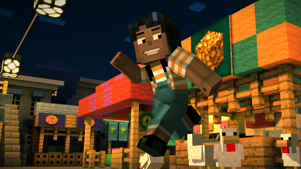 minecraft story mode pc download free full version