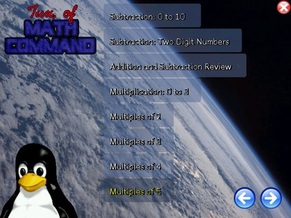 tuxmath para windows