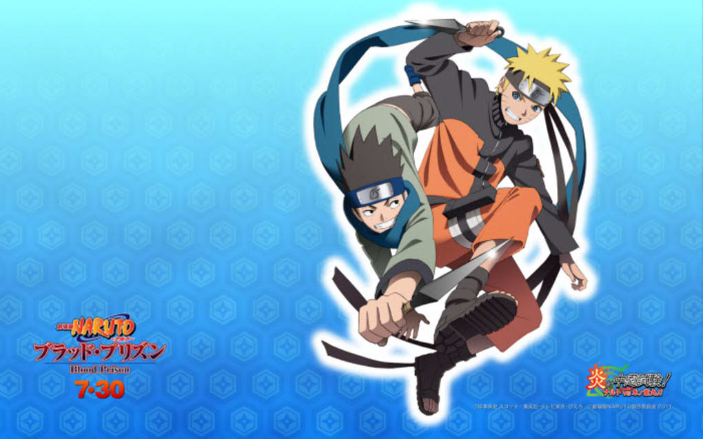 naruto pc themes windows 10