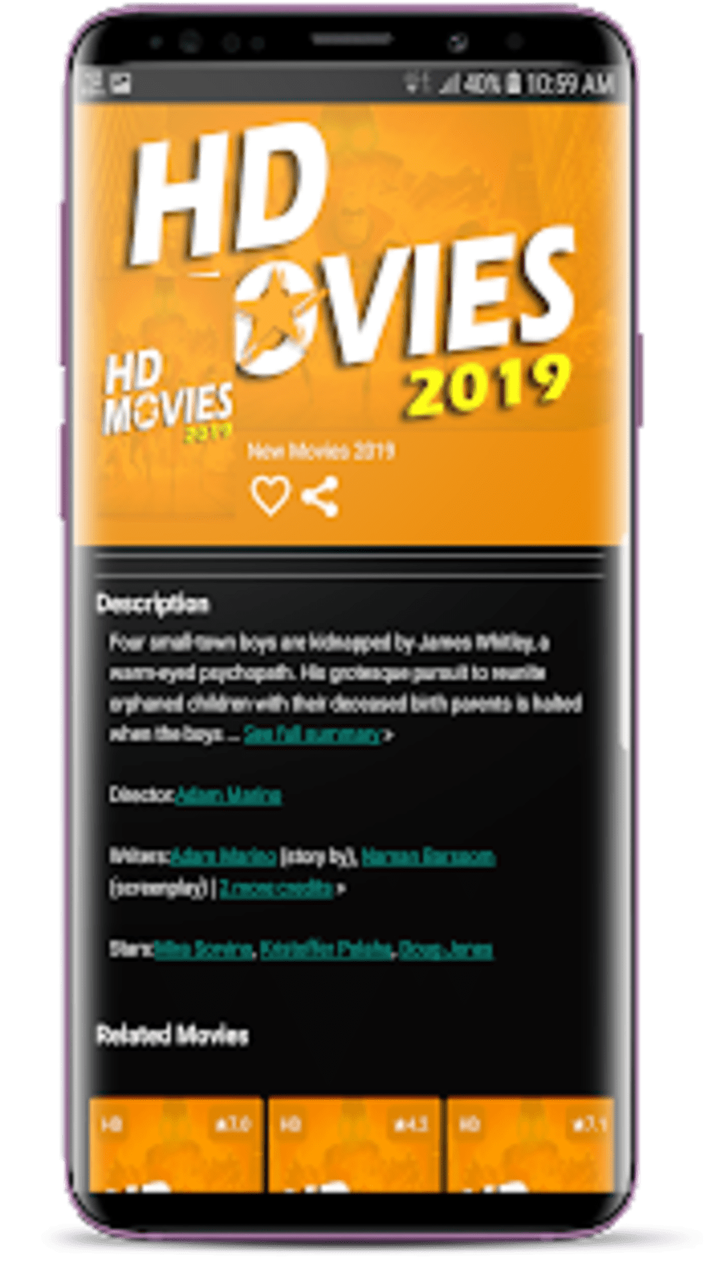 hd movies for android free download