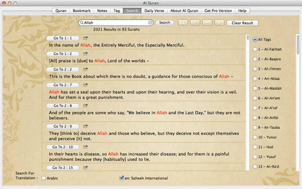 Al Quran Free - Al Quran Islam for Mac - Download