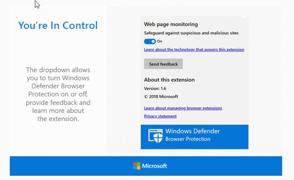 Windows Defender Online