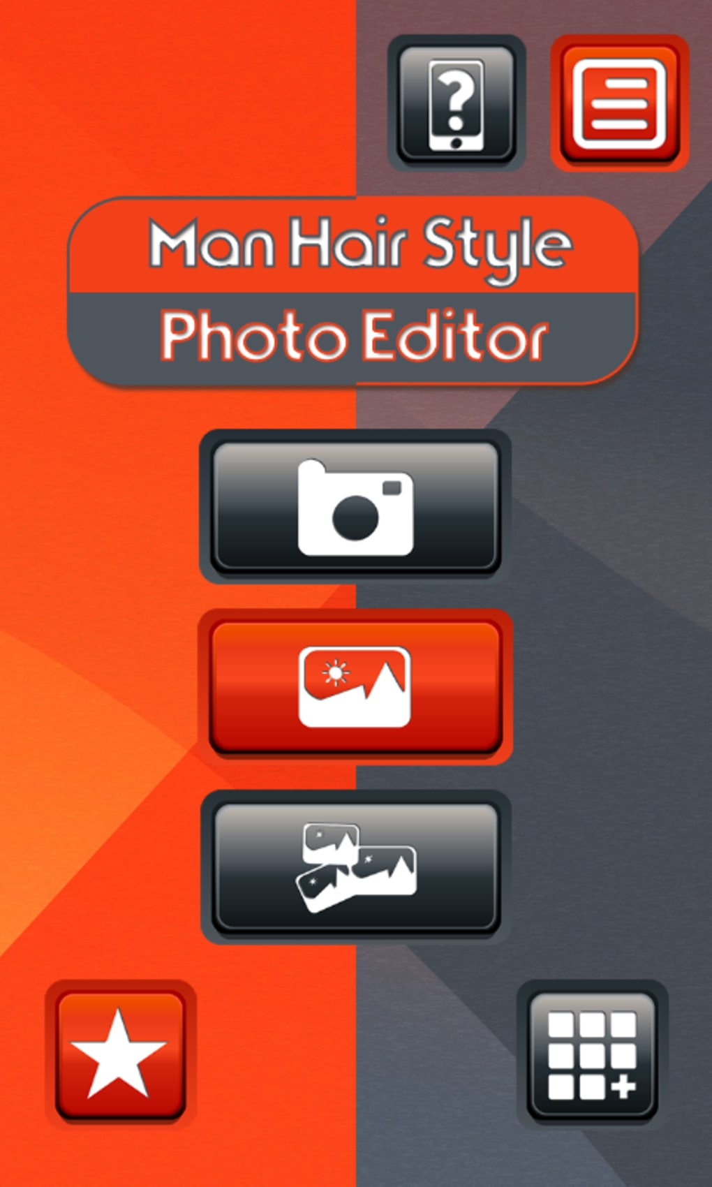 Man Hair Style Photo Editor For Android Download