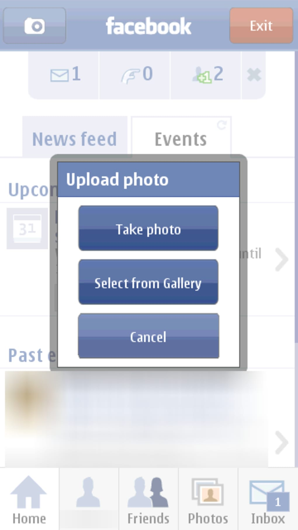 Télécharger facebook app for windows 7