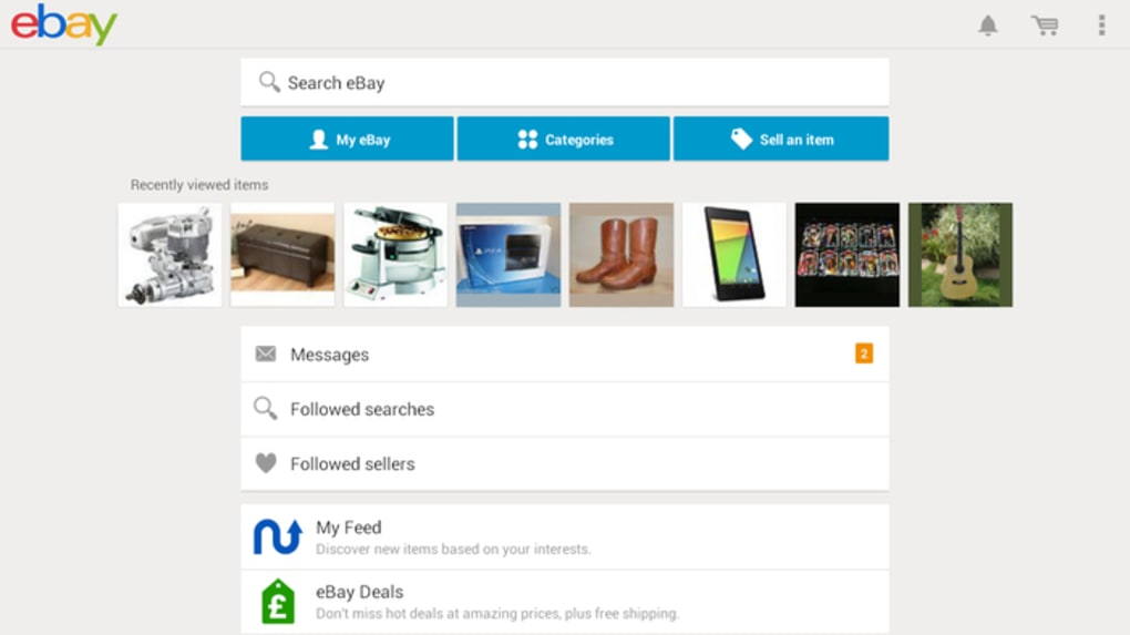 Ebay For Android Download
