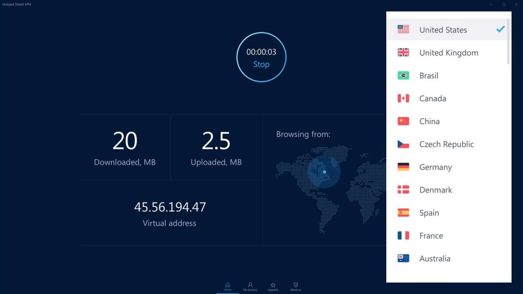 Hotspot Shield Elite - Download