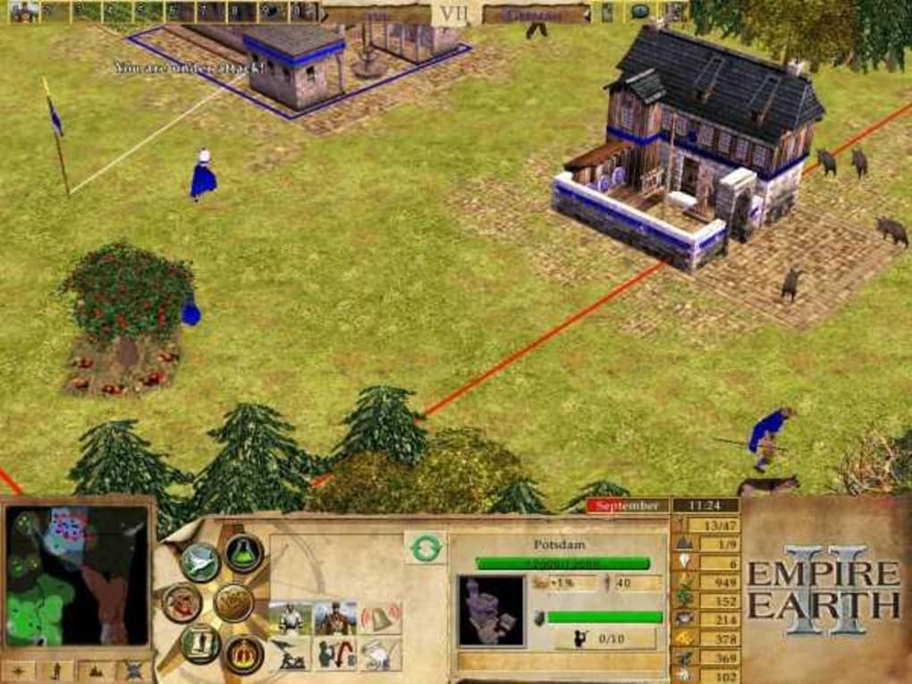 Empire earth ii demo: mad doc software: free download, borrow.