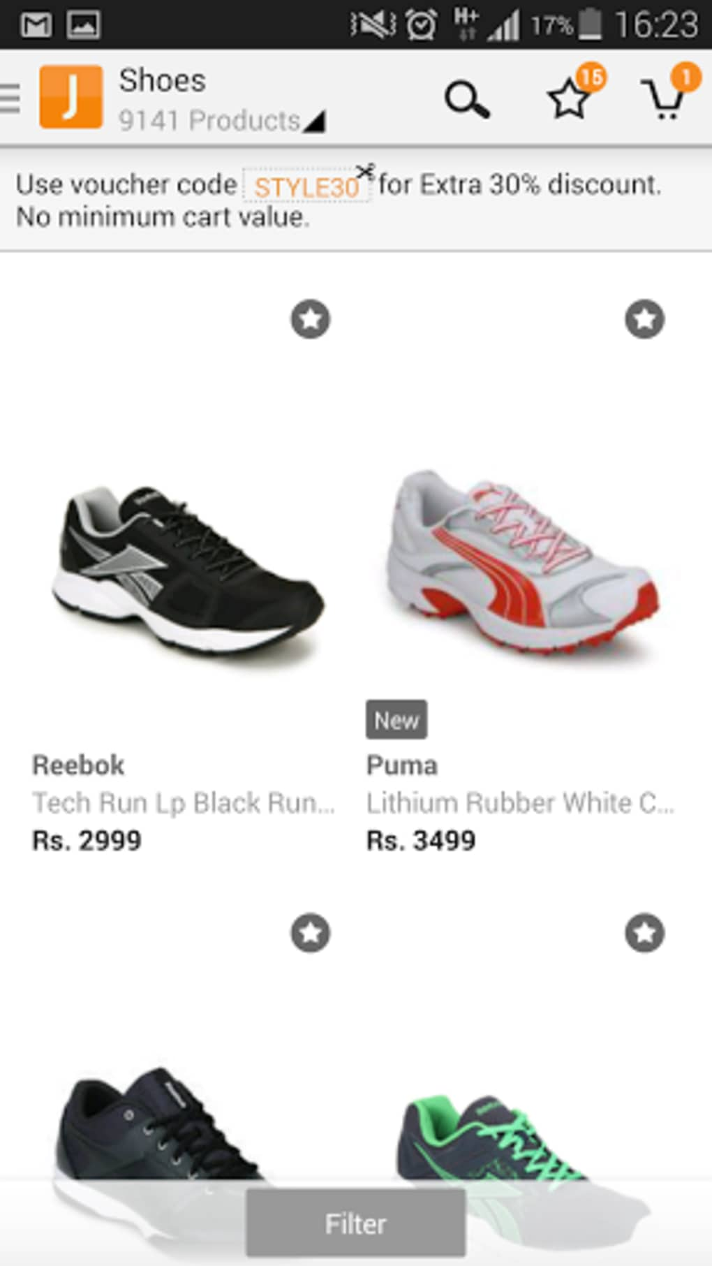 c3acc5b3205d98 Jabong Com Adidas Tennis Shoes - Style Guru  Fashion