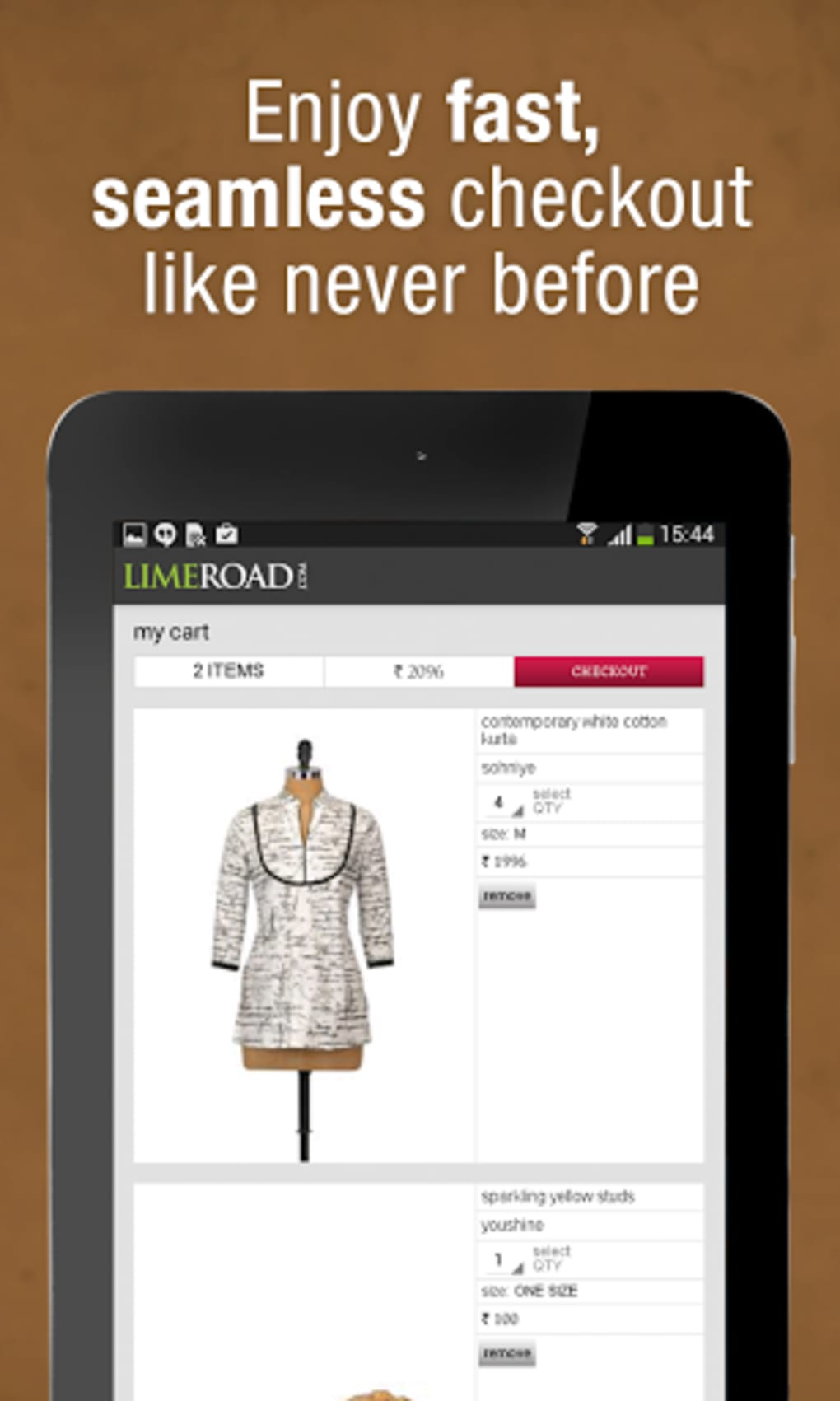 720b65b7be5 LimeRoad Online Shopping for Android - Download