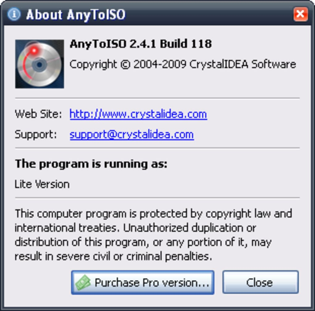 AnyToISO Converter - Download