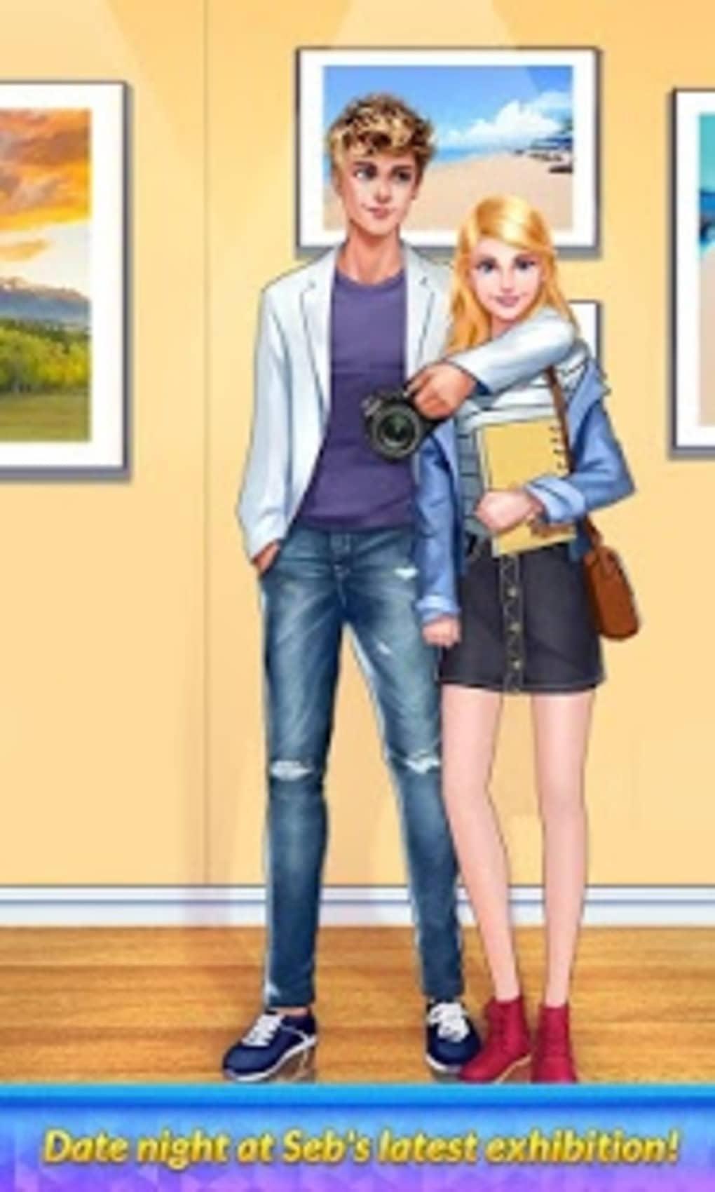 interactieve dating games voor android