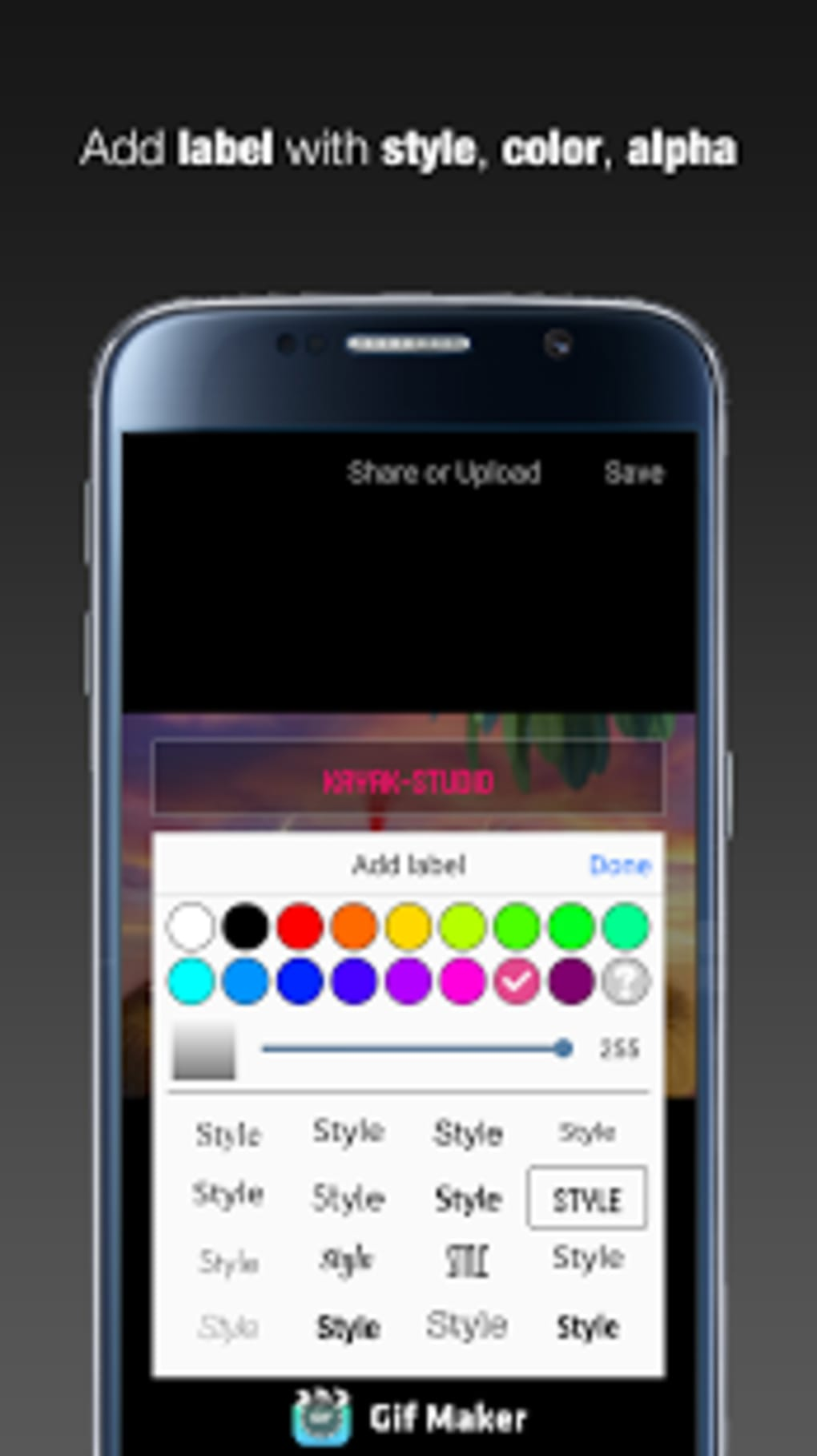 Gif Maker Gif Editor Apk For Android Download