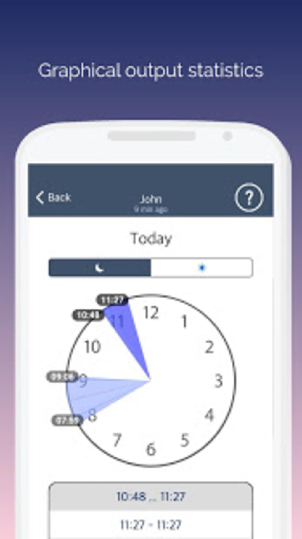 Seeline - online last seen for Android - Download