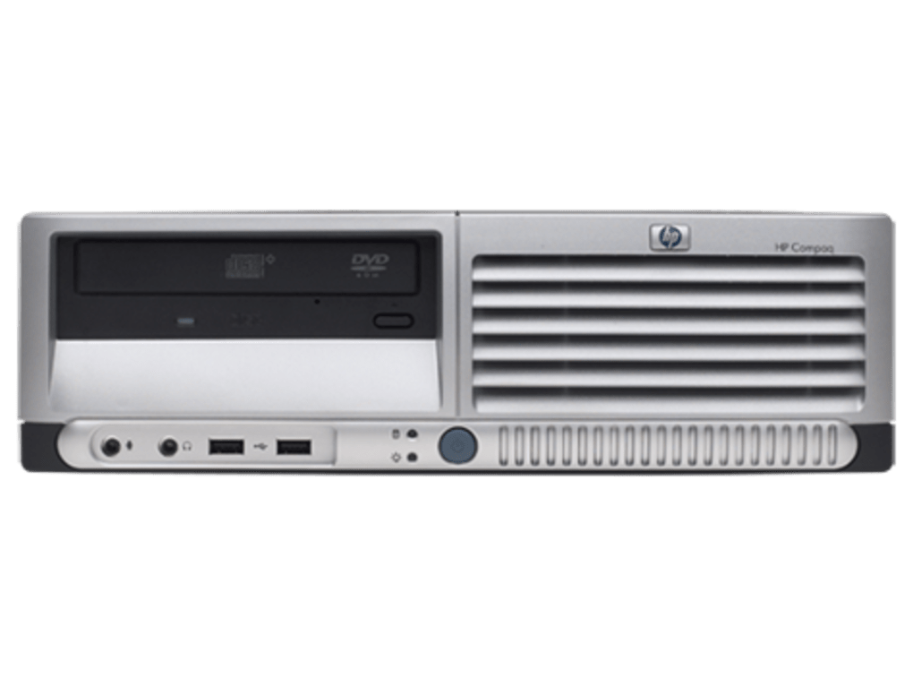 HP Compaq dc7600 Small Form Factor PC drivers - Download