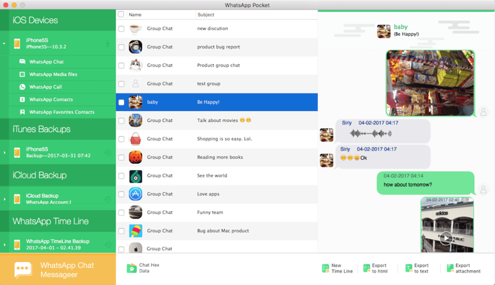 whatsapp message reader app download